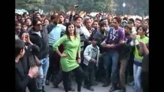 Chandigarh India  city photos : Flash Mob in Sector 17 Chandigarh INDIA *Official*