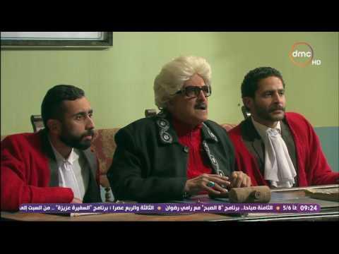 """شاهد """"قلش"""" سمير غانم على بيومي فؤاد"""