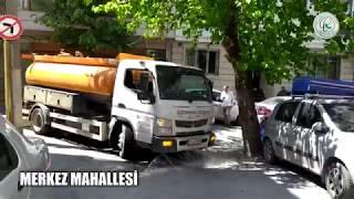 Merkez Mahallesi Dezenfekte Çalışmaları