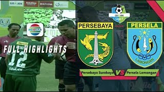 Download Video PERSEBAYA (3) vs (1) PERSELA - Full Highlights | Go-Jek Liga 1 Bersama BukaLapak MP3 3GP MP4