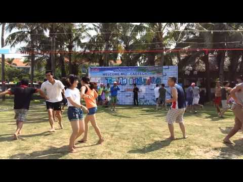 Travelogy Vietnam avec Team Building groupe MI2 à Quang Binh 2015