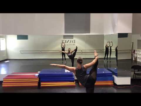 Ages 6-7  DAC 2017 Audition