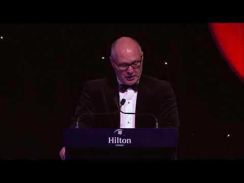 2018 Ethnic Business Awards – Speech by Sponsor – Eric Jelenik – Qantas Business Rewards
