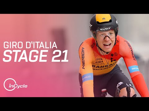Giro d'Italia 2020 | Stage 21 Highlights | inCycle