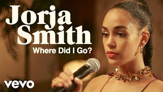 Jorja Smith - Where Did I Go? (Live)   Vevo UK LIFT