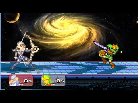 Super Smash Flash 2 - Demo 0.9a - All Final Smashes