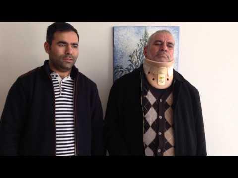 Veli SAÇIKARA - Boyun Fıtığı Hastası - Prof. Dr. Orhan Şen