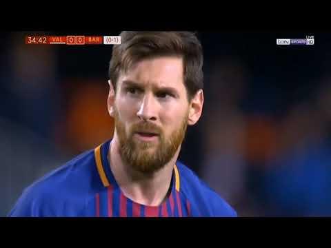 Barcelona vs valencia 2-0 All goals and Highlights copa del Rey semi final 0802,2018