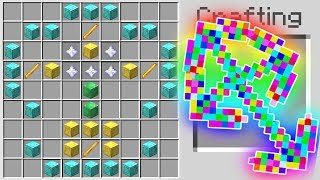 HOW TO CRAFT A 1,000,000 DOLLAR *OVERPOWERED* PICKAXE IN MINECRAFT!!!