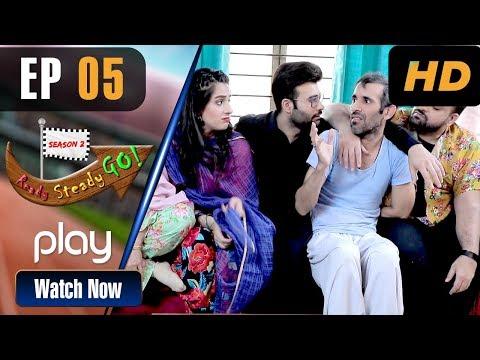 Ready Steady Go Season 2 - Episode 5   Cricket kay Shoqeen    Play Tv Dramas