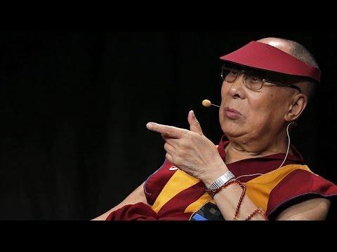 Ο Δαλάι Λάμα στο Στρασβούργο