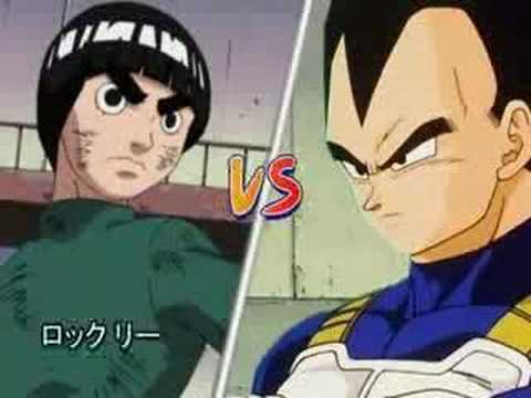 Naruto vs. Dragon Ball Z