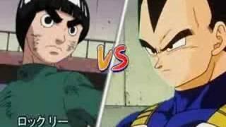 Naruto vs. Dragon Ball Z