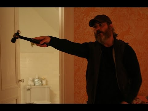 You Were Never Really Here - Hammer Fight in Apartment Scene (1080p)
