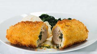 Garlic Butter-Stuffed Chicken