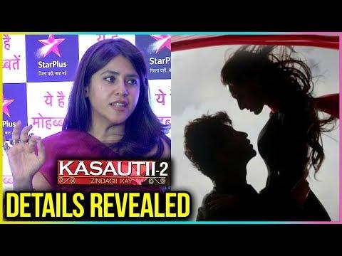 Ekta Kapoor Talks About Anurag Of Kasautii Zindagi