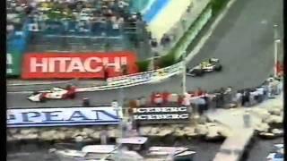 Video Mansell Vs Senna   Monaco Grand Prix 1992   Final 5 Laps   Murray Walker & James Hunt Commentary MP3, 3GP, MP4, WEBM, AVI, FLV Juni 2019