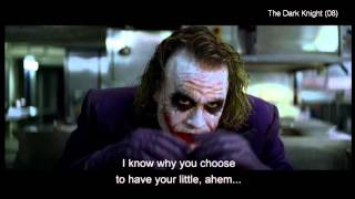 "Video The Dark Knight (clip5) -""If you're good at something, never do it for free"" MP3, 3GP, MP4, WEBM, AVI, FLV November 2018"