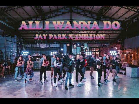 Jay Park X 1MILLION / All I Wanna Do (K) (Feat. Hoody, Loco) (Choreography Ver.)_Zene vide�k