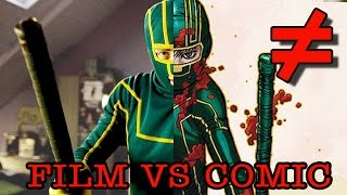 Video Kick-Ass - What's the Difference? MP3, 3GP, MP4, WEBM, AVI, FLV September 2018