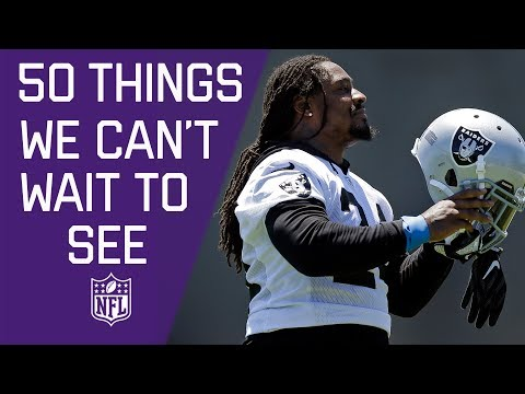 50 Things to Look Forward to This 2017 Season!  NFL NOW
