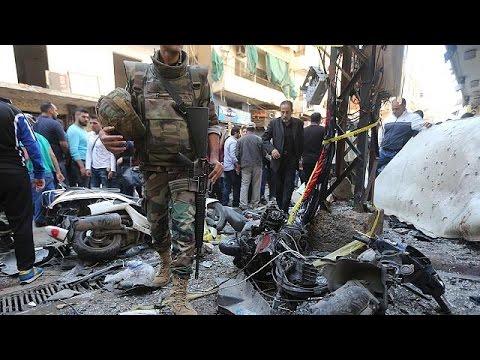 Λίβανος: Επτά συλλήψεις για τη φονική διπλή βομβιστική επίθεση