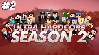 Minecraft: Ultra Hardcore - S2 Episode 2 - Someone is watching...