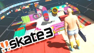 Video CES SKATEPARKS SONT OUFS ! | Skate 3 #16 MP3, 3GP, MP4, WEBM, AVI, FLV November 2017