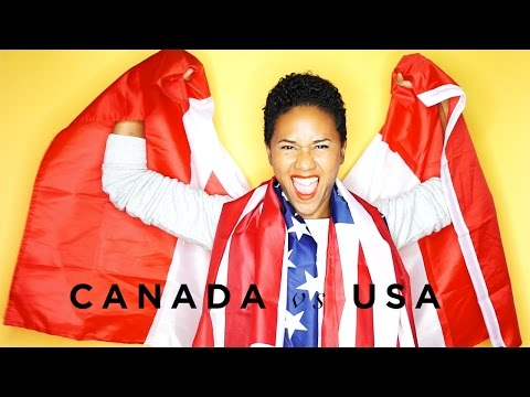 Video Major Differences Living in Canada vs USA download in MP3, 3GP, MP4, WEBM, AVI, FLV February 2017