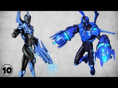 Top 10 Blue Beetle Surprising Facts