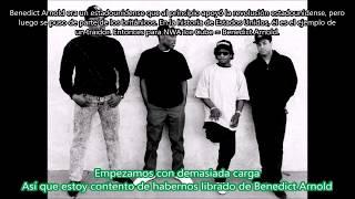 Real Niggaz - N.W.A (Ice Cube diss) Subtitulada en español