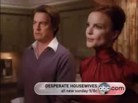 """Desperate Housewives Promo 5x16 """"Crime Doesn't Pay"""""""