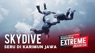 Karimunjawa Indonesia  City pictures : Wonderful Extreme Indonesia - SKYDIVING KARIMUN JAWA