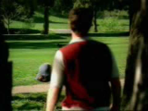Banned golf commercial