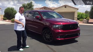 Dodge Durango video blog: would this giant US SUV work in the UK? by Auto Express