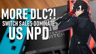 Smash Bros. Ultimate Getting MORE DLC Fighters Than Expected? & Switch Sales Explode in Feb. NPD!