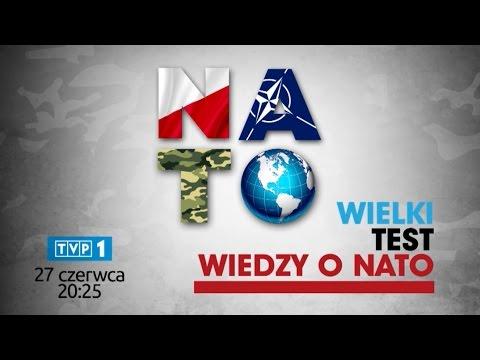 Wielki Test o NATO w TVP1!