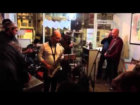 Jamming Session at The Gallery London
