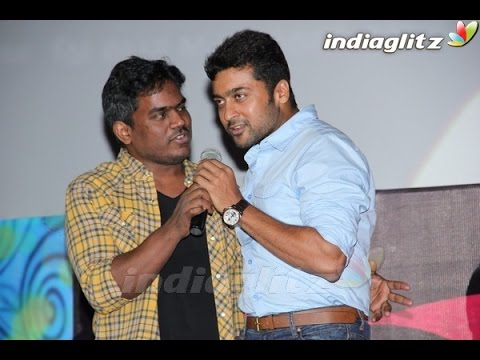 Surya Speech at Anjaan Movie Audio Launch | Birthday Celebration | Songs