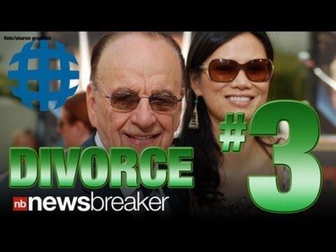 DEVELOPING: Billionaire News Corp. Owner Rupert Murdoch Divorcing Wife #3