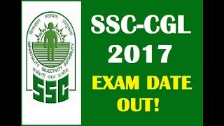 In this video we shall discuss SSC-CGL 2017 Exams Date out . Most of the exams including Bank Examinations like IBPS - PO and Clerk , RAILWAYS,SSC, BANK PO, RRB PO, RBI CLERK, SSC MTS, LIC, RBI and other competitive exams consist of questions from this topic and many students facing difficulty while solving these questions. Here, We tried to help you by providing these daily videos. You will definitely find change in your speed and accuracy while solving these type of questions.**************************************************Subscribe Us :   https://www.youtube.com/channel/UCKQ5AV1FRAVRy381SVlsDqQ?sub_confirmation=1**************************************************Like & Follow Our Facebook Page: https://www.facebook.com/fuelupacademy/Follow us on Twitter: https://twitter.com/fuelupacademyFollow us on Instagram : https://www.instagram.com/fuelupacademy/*********************************************Contact : info@fuelupacademy.com,  fuelupacademy@gmail.com*********************************************Web : www.fuelupacademy.com