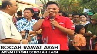Video Reporter TV menangis melihat kisah sedih aisyah - bocah rawat ayah MP3, 3GP, MP4, WEBM, AVI, FLV Februari 2018