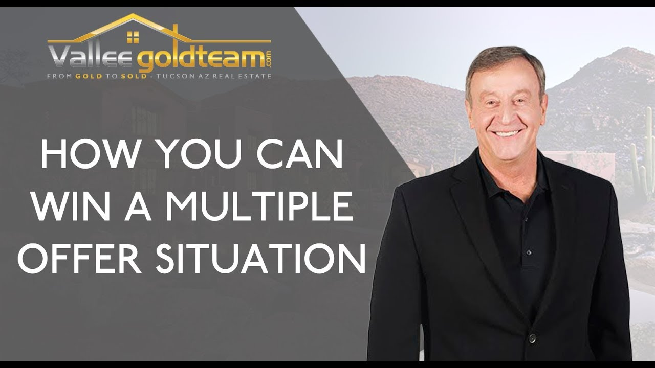 What You Can Do as a Buyer to Win a Multiple Offer Situation