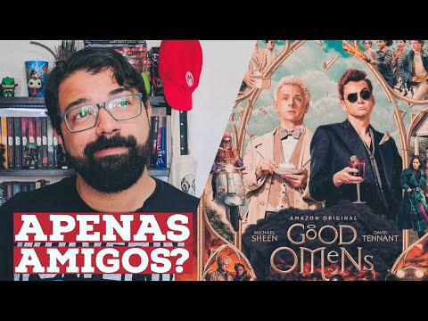 Good Omens (Amazon Prime, 2019) | Crítica SEM SPOILERS