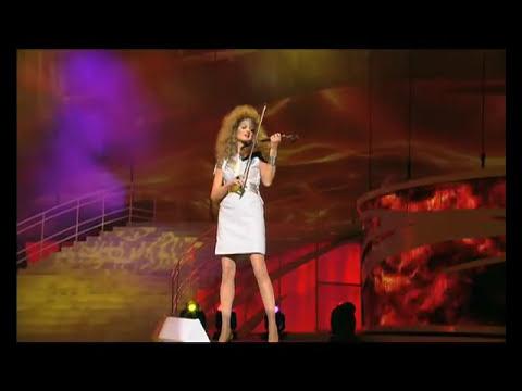 "Miri Ben-Ari performs ""10 Commandments"" at Miss Universe China"