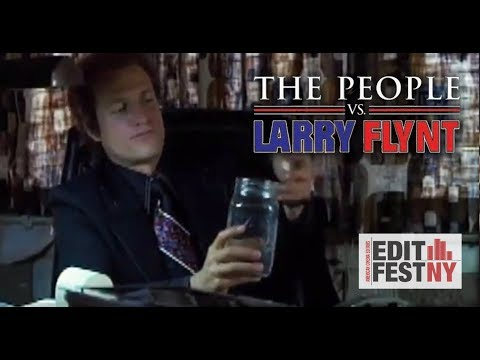 "Editor Christopher Tellefsen, ACE On Transition To Digital Editing With ""The People Vs. Larry Flynt"""