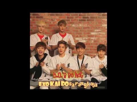 SKT - EXO KAI & D.O. Nut Dance (видео)