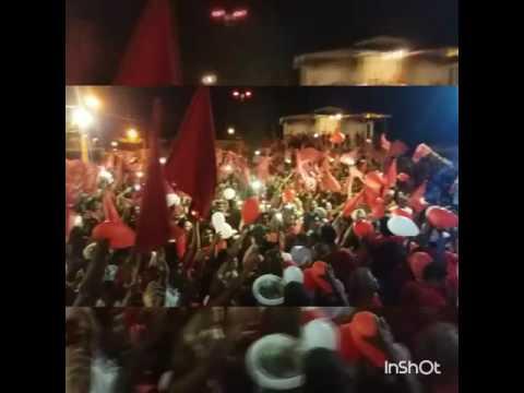 Comício de encerramento da campanha Beto e Tico em Ibitiara