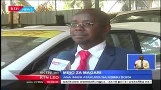 Dereva Wa Mbio Za Magari Ya Erick Bengi Alenga Kutwaa Taji La Kitengo Cha 2WD  2016