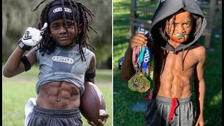 Top 10 Most Unusual And Amazing Kids In The World - Unbelievable Unique Feature Kids